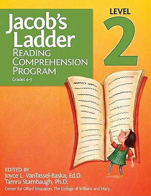 Jacob's Ladder Reading Comprehension Program Level 2 By VanTassel-Baska, Joyce (EDT)/ French, Heather (CON)/ Ginsburgh, Paula (CON)/ Stambaugh, Tamra (CON)/ VanTassel-Baska, Joyce (CON)